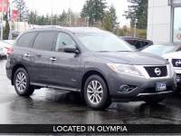 Used 2014 Nissan Pathfinder Hybrid SV for Sale in Tacoma, near Auburn WA