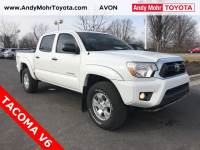 Certified Pre-Owned 2014 Toyota Tacoma **100K WARRANTY** 4WD 4D Double Cab