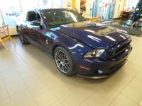 2011 Ford Mustang 2dr Cpe Shelby GT500 Car V-8 cyl