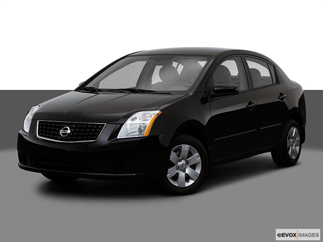 Photo Used 2008 Nissan Sentra 2.0 For Sale in Sunnyvale, CA