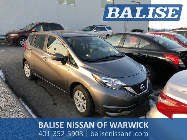 Photo Certified Used 2017 Nissan Versa Note S Plus for sale in Warwick, RI