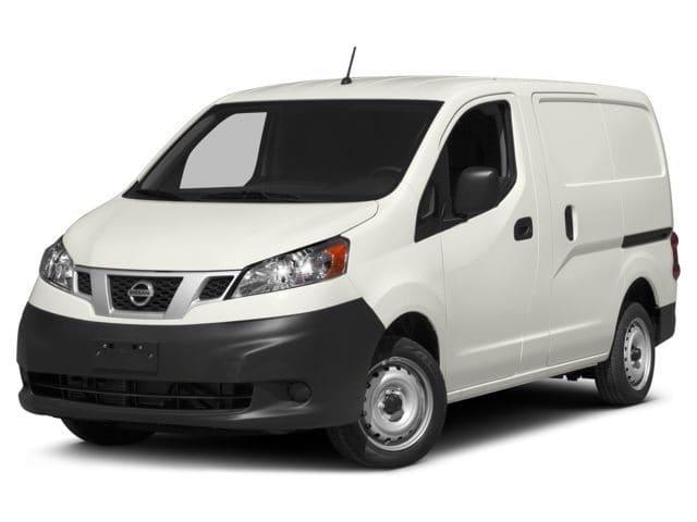Photo Certified Used 2014 Nissan NV200 SV Van Compact Cargo Van for sale in Oakland, CA