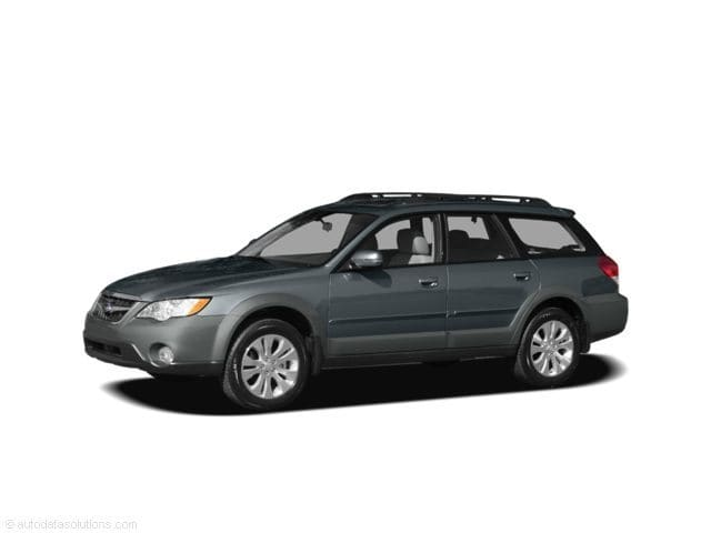 Photo Pre-Owned 2009 Subaru Outback 2.5i Special Edition in Schaumburg, IL, Near Palatine