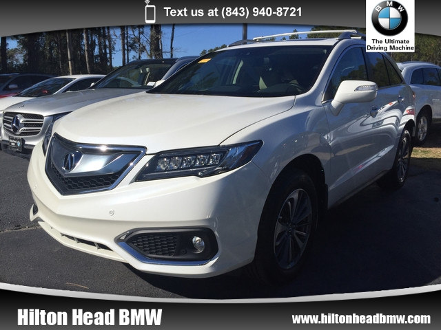 Photo 2016 Acura RDX Advance Pkg  One Owner  Navigation  Back-up Cam SUV Front-wheel Drive