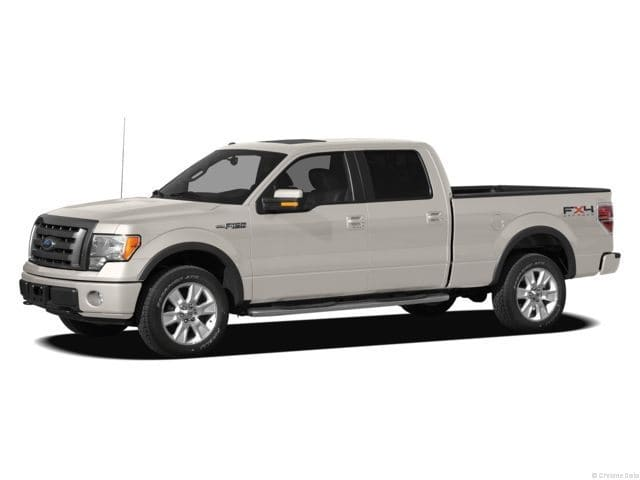 Photo Used 2012 Ford F-150 4WD Supercrew 145 Harley-Davidson For Sale Elgin, Illinois