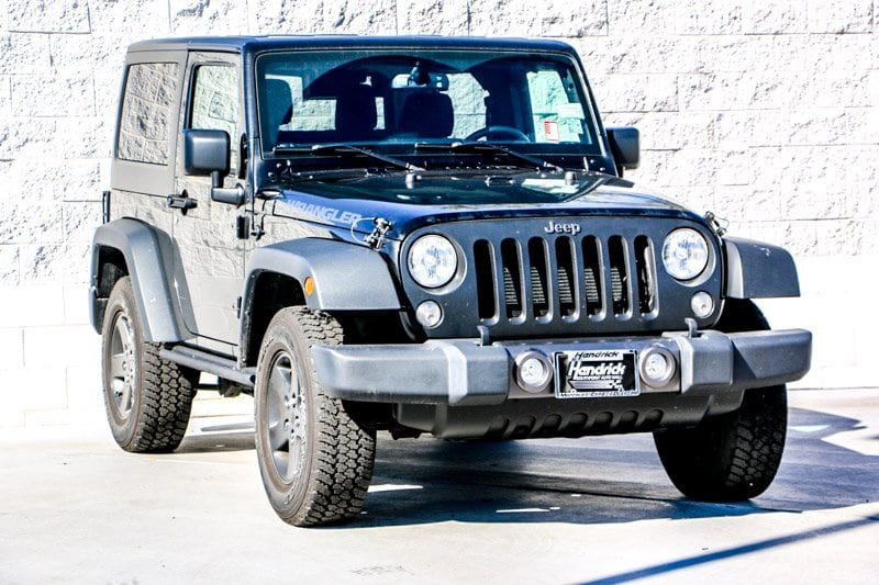 Photo 2016 Jeep Wrangler Black Bear Convertible