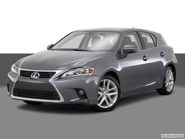 Photo Pre-Owned 2016 LEXUS CT 200h 200h Hatchback For Sale  Raleigh NC