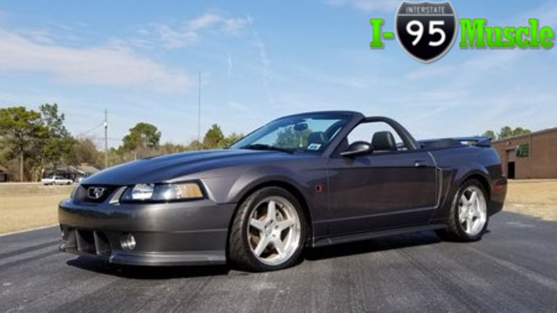 Photo Used 2003 Ford Mustang Jack Roush Classic RS3