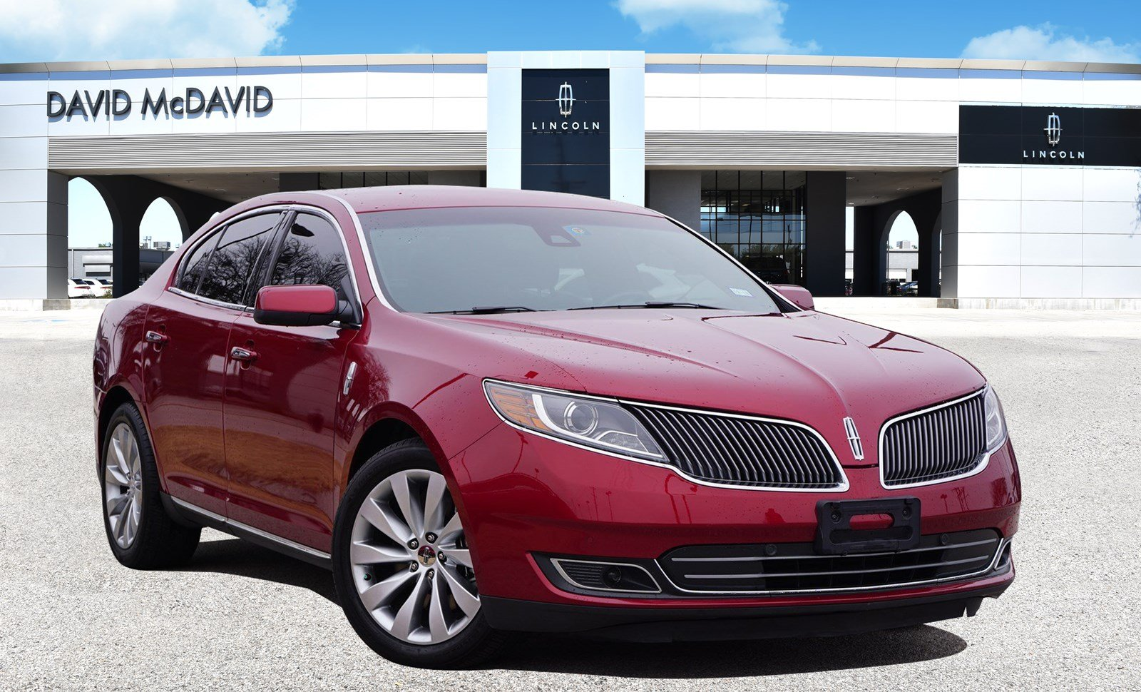 Photo Pre-Owned 2014 Lincoln MKS Sedan 6 in PlanoDallasFort Worth TX