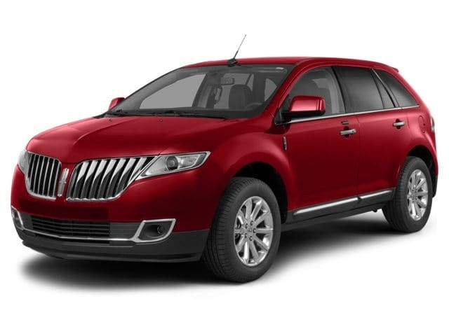 Photo Certified 2014 Lincoln MKX FWD 6 in PlanoDallasFort Worth TX