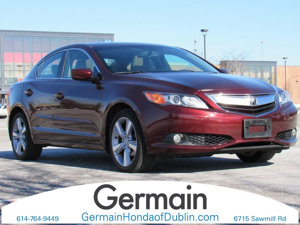 Photo Used 2014 Acura ILX 2.0L For Sale Dublin OH  Stock J3271