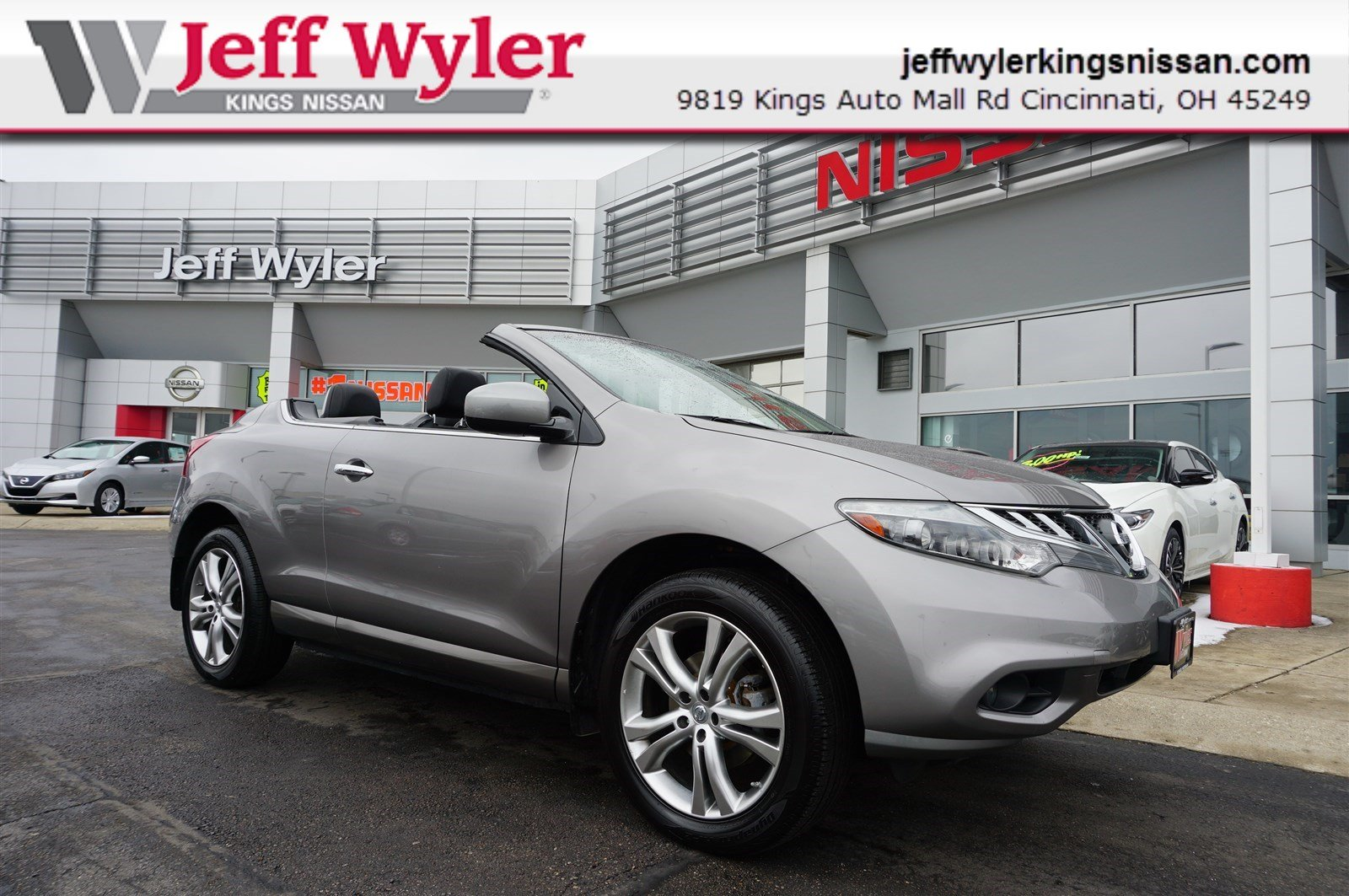 Photo 2011 Nissan Murano Crosscabriolet Base Convertible