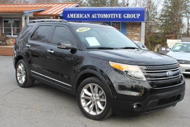Photo 2012 Ford Explorer Limited