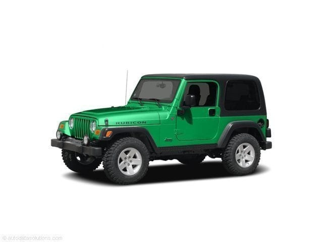 Photo 2004 Jeep Wrangler X X