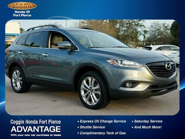 Photo Pre-Owned 2013 Mazda CX-9 Grand Touring FWD Grand Touring in Fort Pierce FL