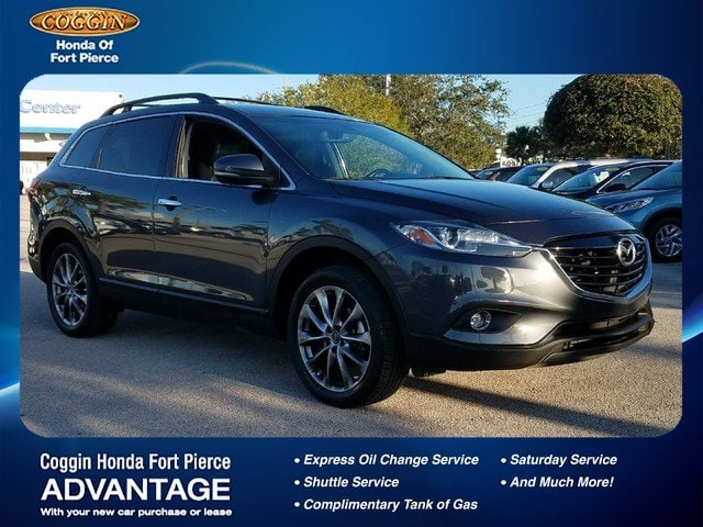 Photo Pre-Owned 2015 Mazda CX-9 Grand Touring FWD Grand Touring in Fort Pierce FL