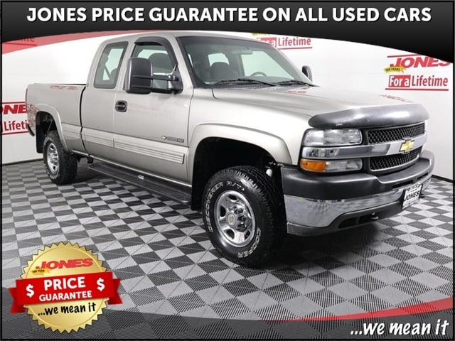 Photo Used 2001 Chevrolet Silverado 2500 For Sale  Bel Air MD