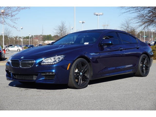 Photo 2014 BMW 6 Series 640i Gran Coupe Sedan For Sale in Duluth