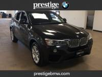 2015 BMW X4 Xdrive28i Premium Package, Cold Weather Package, Driving Ass SUV