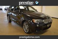2017 BMW X3 Xdrive28i M Sport Driving Assist+Cold Weather Package Premiu SUV