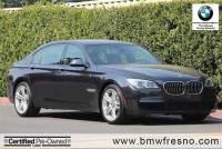 Certified Used 2015 BMW 7 Series 4dr Sdn 740Li RWD Car in Fresno, CA
