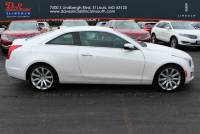 2017 CADILLAC ATS Coupe Luxury AWD Coupe