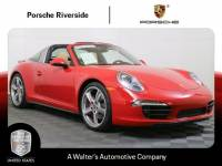 Pre-Owned 2016 Porsche 911 Targa 4S
