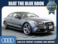 Pre-Owned 2015 Audi A5 Premium Plus