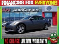 Used 2012 INFINITI G37 X AWD - Heated Leather - BOSE Audio For Sale Near St. Louis