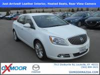 Pre-Owned 2016 Buick Verano Leather Group FWD 4D Sedan