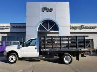Used 2004 Ford Super Duty F-550 DRW XLT Pickup Truck in Plattsmouth, NE