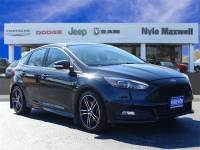 Used 2015 Ford Focus ST Hatchback in Taylor TX