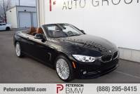 2015 BMW 428i Xdrive Convertible Sulev Convertible