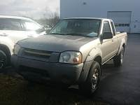 Used 2001 Nissan Frontier Desert Runner XE For Sale in Terre Haute, IN   Near Greencastle & Vincennes   VIN# Item VIN