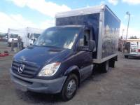 2010 Mercedes-Benz Sprinter 3500 3500 144 WB 3500 144 WB DRW Chassis V-6 cyl