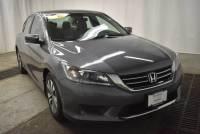 2015 Honda Accord Sedan LX Sedan