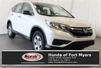 2015 Honda CR-V LX 2WD 5dr in Fort Myers