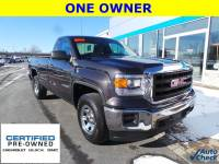 Certified Used 2014 GMC Sierra 1500 Base For Sale | Plattsburgh NY