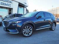 2017 Certified Used Mazda CX-9 Sport Utility Grand Touring AWD Deep Crystal Blue Mica For Sale Manchester NH & Nashua | Stock:MT17040L