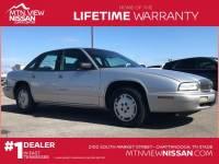 1995 Buick Regal Custom Sedan Front-wheel Drive in Chattanooga, TN