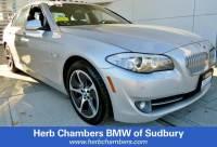 2012 BMW 5 Series RWD Car for sale in Sudbury, MA