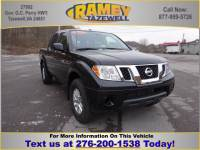 2017 Nissan Frontier SV V6 Truck Crew Cab in North Tazewell, VA