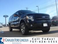 2014 Ford F-150 FX4 Crew Cab Short Bed Truck V8 32V MPFI DOHC Flexible Fuel