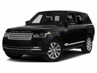 2016 Land Rover Range Rover HSE SUV 4x4