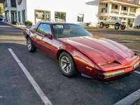 1989 Pontiac Firebird Formula Coupe