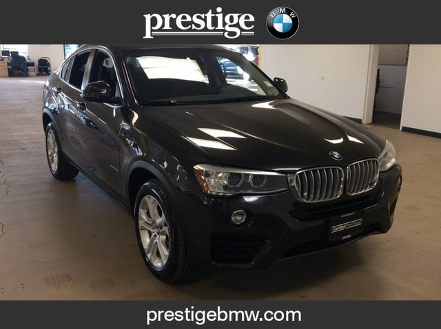 Photo 2015 BMW X4 Xdrive28i Premium Package, Cold Weather Package, Driving Ass SUV