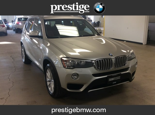 Photo 2015 BMW X3 Xdrive28i Cold Weather, Premium Package SUV