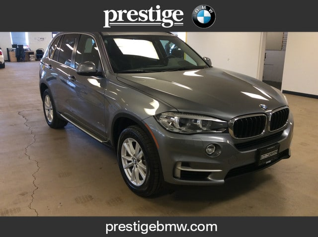 Photo 2015 BMW X5 Xdrive35i Driving Assist, Cold Weather Package, Navigation SUV