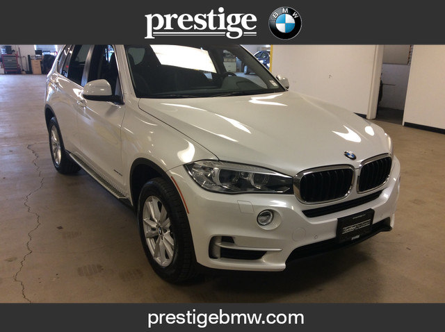 Photo 2015 BMW X5 Xdrive35i Premium Package, Cold Weather Package, Running Boa SUV