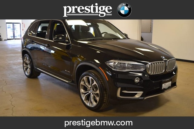 Photo 2015 BMW X5 Xdrive35i Xline, Driving Assist Package, Cold Weather SUV
